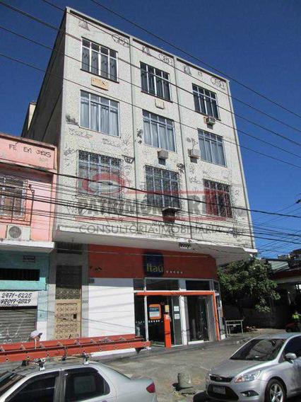 Cobertura De 1qurto Em Vista Alegre - Paco10002