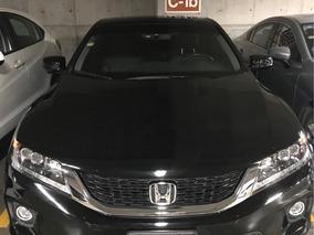 Honda Accord 3.5 Ex Coupe V6 Piel Abs Qc Cd 5 Vel. At 2013