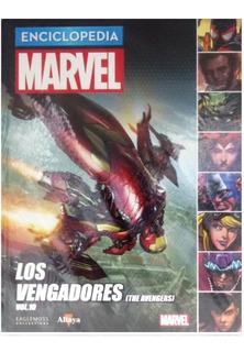 Enciclopedia Marvel Nº 66 Los Vengadores Vol. 10