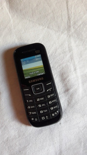 Celular Samsung Modelo,gt_e 1205t Fmtv