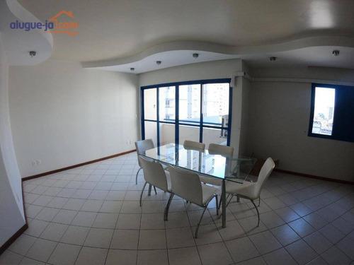 Apartamento, 84 M² - Venda Por R$ 480.000,00 Ou Aluguel Por R$ 1.800,00/mês - Jardim Aquarius - São José Dos Campos/sp - Ap10439