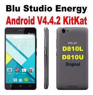Software Original Blu Studio Energy D810l / D810u