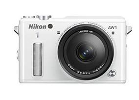 Nikon 1 Aw1 14.2 Mp Hd Sistema Câmera Digital Aw 11-27.5mm