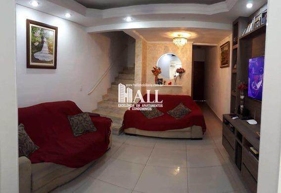 Casa De Condomínio Com 2 Dorms, Vila Borguese, São José Do Rio Preto - R$ 285 Mil, Cod: 4675 - V4675