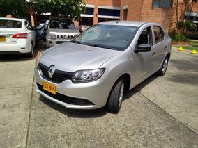 Renault Logan 2017 Como Nuevo