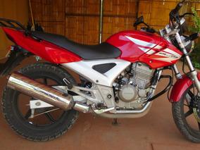 Honda Twister 250 Roja