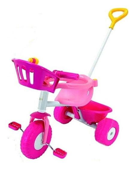 Triciclo Caño Reforz Barral 2a5 Nena Nene/ Open-toys 17 Ea