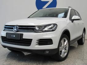 Volkswagen Touareg 4x4 3.6 V-6 24v(tiptronic) 4p 2012