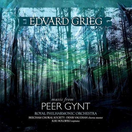 Music From Peer Gynt - Grieg (vinilo)