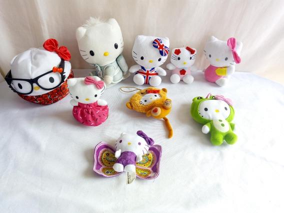 Boneca Hello Kitty Mc E Brinde Ovo De Pascoa ( Todas)