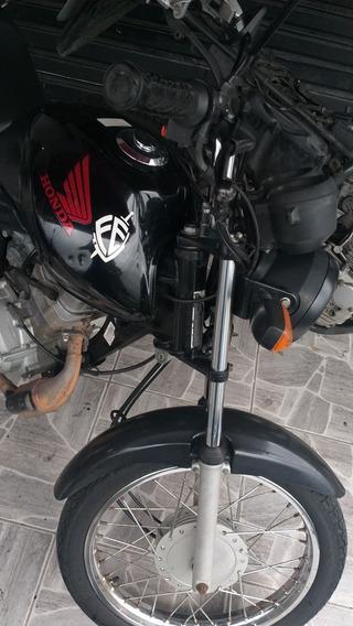 Honda Fan 125 Es