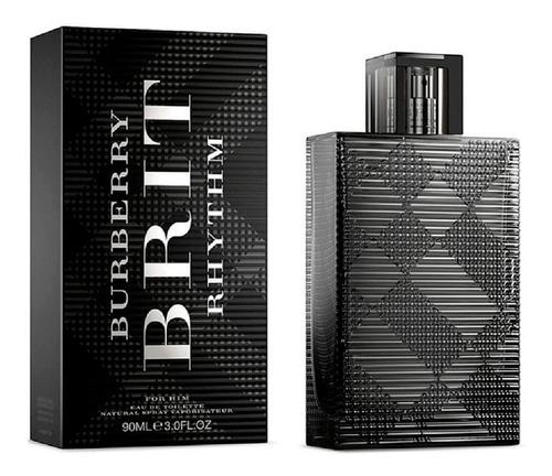 Perfume Original Burberry Brit Rhythm - mL a $1721