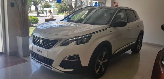 Peugeot 3008 Gt Line Thp Tiptronic 0km 2020