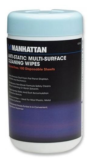 Paños Limpiadores Antiestaticos Varias Superficies Manhattan