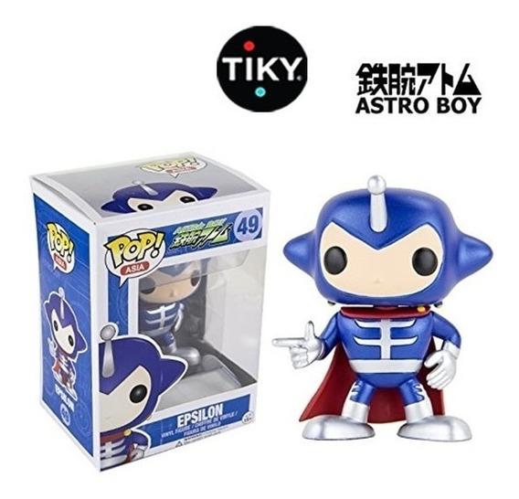 Funko Pop Epsilon Exclusivo De Astro Boy Asia Nuevo Original