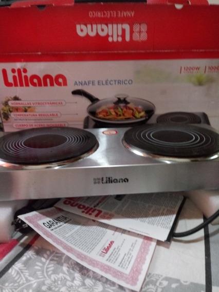 Anafe Electrico Vitroceramico Liliana Aa922, Poco Uso, Garan