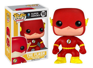 Funko Pop The Flash #10 - Miltienda - Dc Comics Super Heroes
