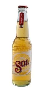 Cerveza Sol Porrón 330 Cc No Retornable - Agp Distribuidora
