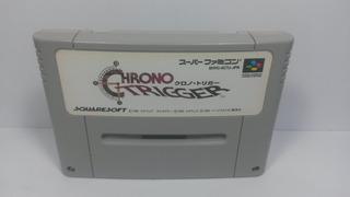 Snes Chrono Trigger Japan Sfc