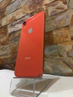 iPhone Xr De 64gb Coral Como Nuevo