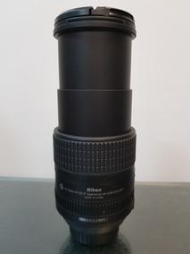 Lente Nikon 18-300mm F/3.5-6.3g Ed Af-s Dx Vr