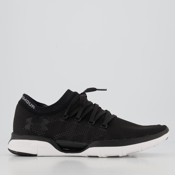 Tênis Under Armour Charged Coolswitch Preto