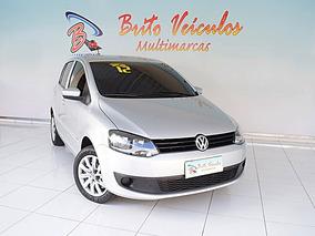 Volkswagen Fox 1.6 Mi Trend 8v Flex 4p Manual 2012