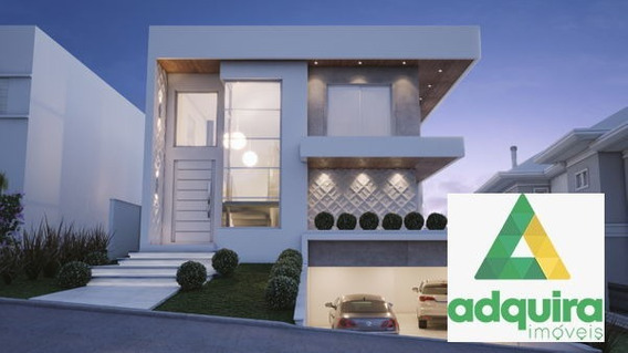 Casa Em Condomínio Com 4 Quartos No Condomínio La Defense - 5184-v