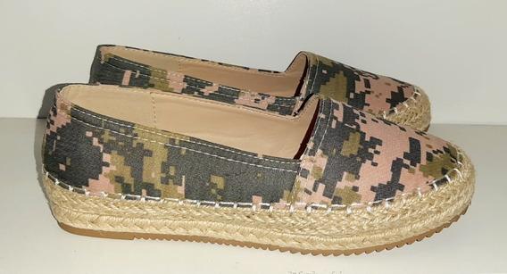Pancha/zapatillas Estampadas
