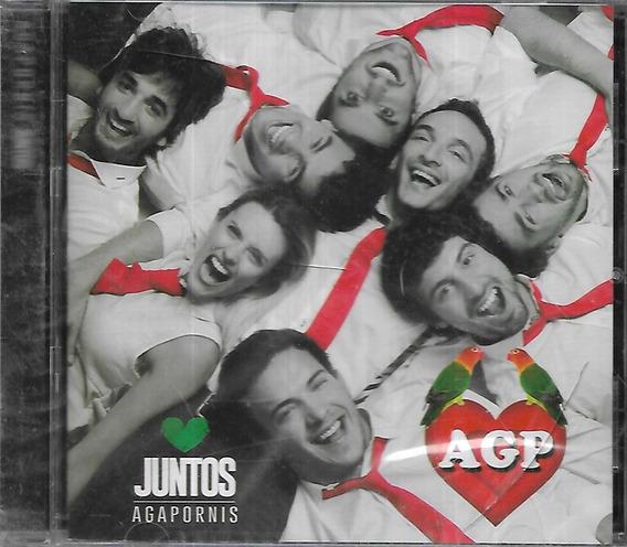 Agapornis Ale Sergi Pimpinela Album Juntos Sello Sony Nuevo