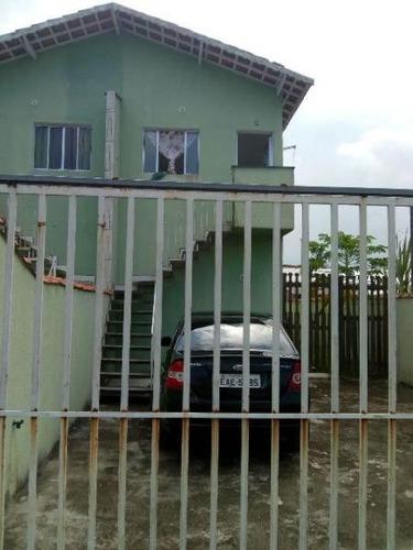 Casa Sobreposta No Bairro Nova Itanhaém - 3980 | Npc