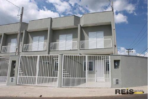 Imagem 1 de 17 de Casa Com 2 Dormitórios À Venda, 62 M² Por R$ 179.000,00 - Éden - Sorocaba/sp - Ca1057