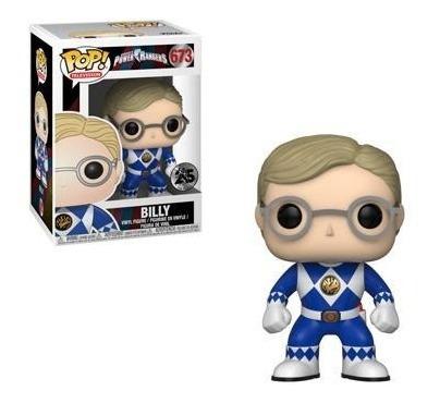 Funko Pop! - Power Rangers - Billy - (32804) (673)