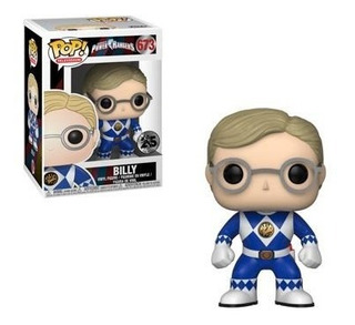Funko Pop! - Power Rangers - Billy - (32804) (673)