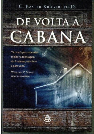 Livro De Volta À Cabana