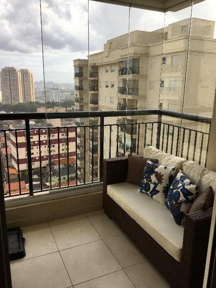 Apartamento Em Vila Augusta, Guarulhos/sp De 70m² 2 Quartos À Venda Por R$ 415.000,00 - Ap12138