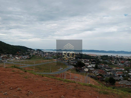 Terreno À Venda, 360 M² Por R$ 185.000,00 - Jardim Janaina - Biguaçu/sc - Te0154