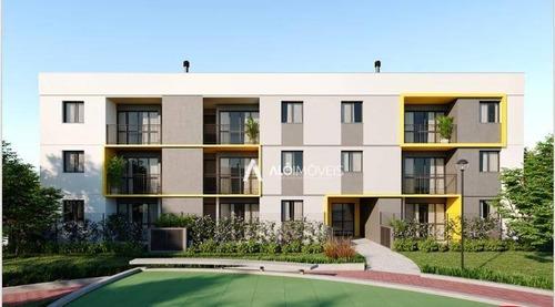 Apartamento Com 2 Dormitórios À Venda, 57 M² Por R$ 197.463,00 - Boqueirão - Araucária/pr - Ap0452