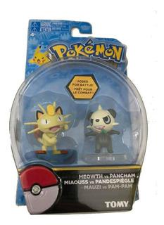 Pokemon Original Figuras Accion Pikachu