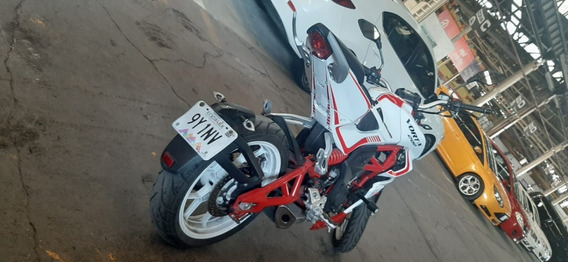 Italika Vort-x 200cc