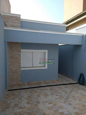 Imagem 1 de 6 de Casa Com 2 Dormitórios À Venda, 125 M² Por R$ 594.000 - Centro - São Bernardo Do Campo/sp - Ca4472