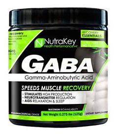 Nutrakey Gaba (42 Ea) Sem Sabor