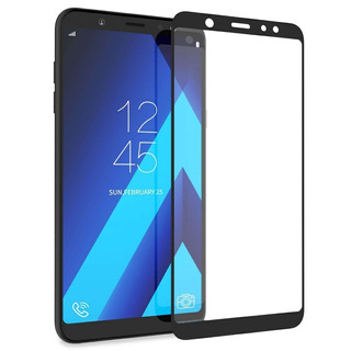 Vidrio Completo Samsung J8 Plus