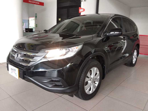 Honda Crv City Plus 2014 At 4x2 Negro Cristal