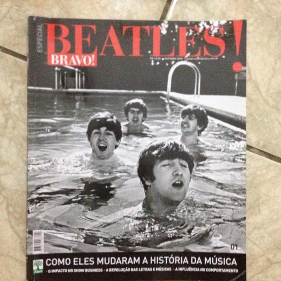 Revista Bravo Especial Beatles Out 2009 História