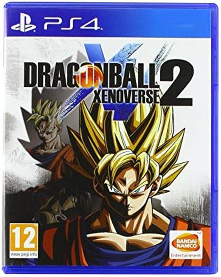 Dragon Ball Xenoverse 2 Ps4 Jogo Digital Psn Original 1