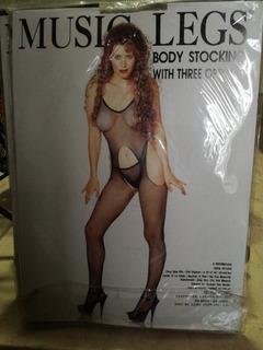 Body De Malla Sexy Bodie
