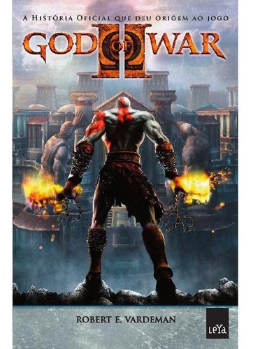 Livro - God Of War 2 #