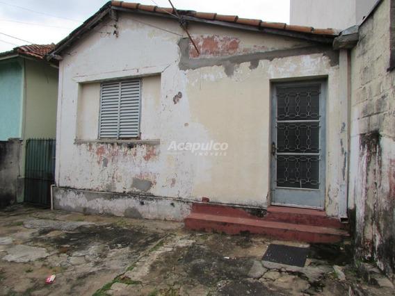 Casa Para Aluguel, 2 Quartos, 1 Vaga, Jardim São Paulo - Americana/sp - 16378