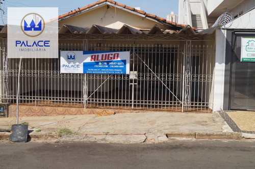 Casa Com 3 Dormitórios Para Alugar, 130 M² Por R$ 1.100,00/mês - Vila Independência - Piracicaba/sp - Ca0484